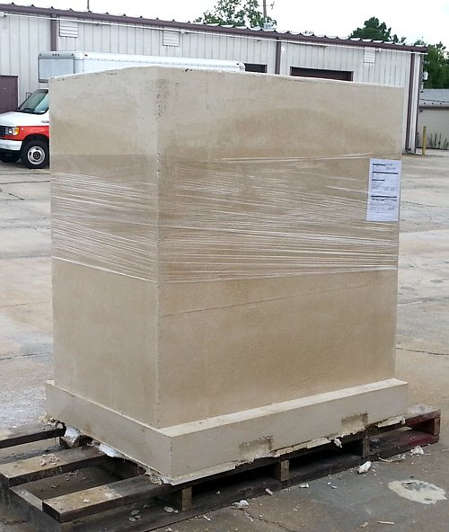 AmeriCast Flood Plain Generator Pad 2 - 500