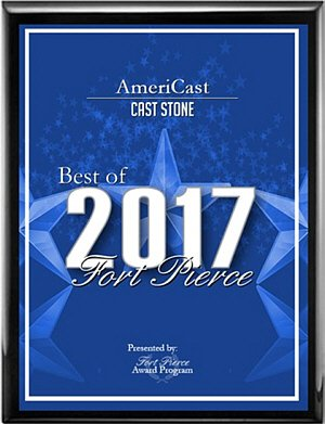AmeriCast Best of 2017 Cast Stone
