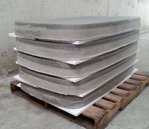 Oval Pads - Stack 500
