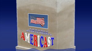 AmeriCast Elevated Generator Pad